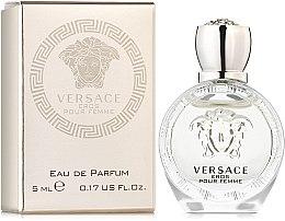 Kup PRZECENA! Versace Eros Pour Femme - Woda perfumowana (mini)*