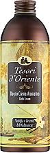 Kup Tesori d`Oriente Vaniglia E Zenzero Del Madagascar - Perfumowany krem do kąpieli