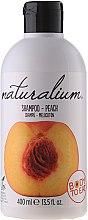 Kup Szampon do włosów Brzoskwinia - Naturalium Shampoo Peach