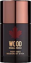 Kup Dsquared2 Wood Pour Homme - Perfumowany dezodorant w sztyfcie
