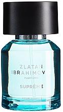 Kup Zlatan Ibrahimovic Supreme Pour Homme - Woda toaletowa (tester bez nakrętki)