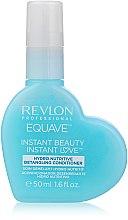Kup Nawilżająca dwufazowa odżywka w sprayu ułatwiająca rozczesywanie włosów - Revlon Professional Equave Hydro Nutritive Detangling Conditioner