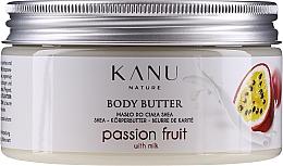 Kup Masło do ciała Marakuja - Kanu Nature Passion Fruit Body Butter
