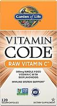 Kup Suplement diety - Garden of Life Vitamin Code Raw Vitamin C