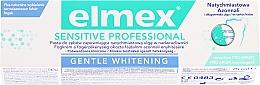 Kup Pasta do zębów - Elmex Professional Sensitive Professional Gentle Whitening