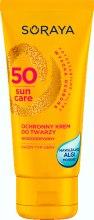 Kup Wodoodporny krem ochronny do twarzy SPF 50 - Soraya Sun Care