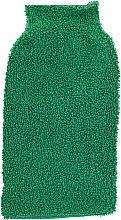 Kup Miękka myjka-rękawica do mycia skóry wrażliwej i delikatnej, zielona - Efas