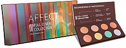 Kup Paletka korektorów do twarzy - Affect Cosmetics Full Cover Collection