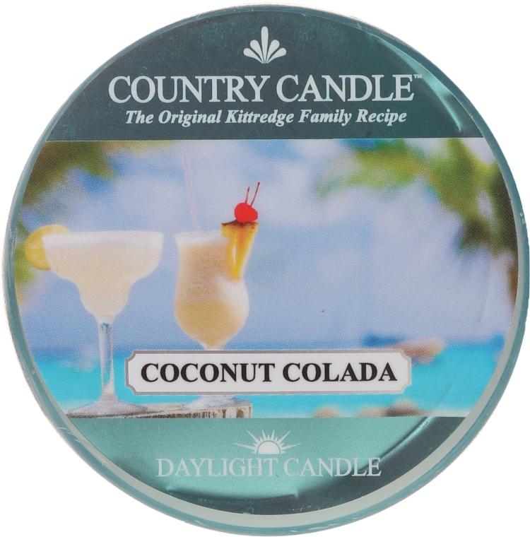 Podgrzewacz zapachowy - Country Candle Coconut Colada — фото N1