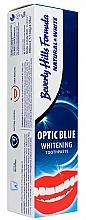 Kup Wybielająca pasta do zębów - Beverly Hills Formula Natural White Optic Blue Whitening Toothpaste