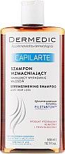 Kup Wzmacniający szampon hamujący wypadanie włosów - Dermedic Capilarte