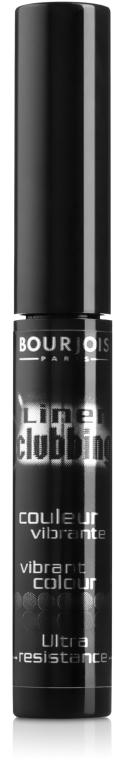 Eyeliner - Bourjois Liner Clubbing — фото N1