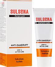 Kup PRZECENA! Przeciwłupieżowy szampon-pasta do włosów 2 w 1 - Sulsena *