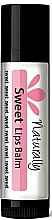 Kup Balsam do ust - Naturally Sweet Lip Balm