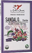 Kup Proszek ziołowy Drzewo sandałowe - Le Erbe di Janas Sandalo