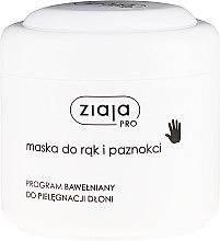Kup Maska do rąk i paznokci - Ziaja Pro