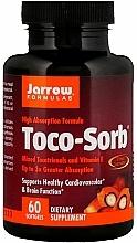 Kup Suplement diety z mieszanką tokotrienoli i witaminą E - Jarrow Formulas Toco-Sorb