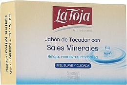 Kup Mydło toaletowe z solami mineralnymi - La Toja Salt Minerals Toilet Soap