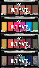 Kup Paletka cieni do powiek - NYX Professional Makeup Ultimate Edit Petite Shadow Palette