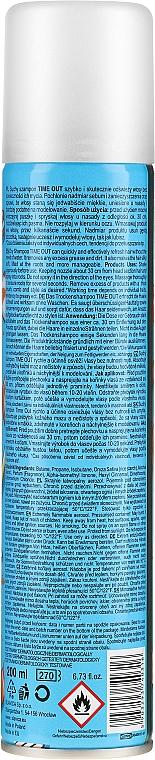 Suchy szampon do włosów Słodycze - Time Out Sweets — фото N4