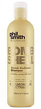 Kup Szampon do włosów blond - Phil Smith Be Gorgeous Bombshell Blonde Radiance Shampoo