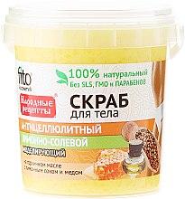 Kup Cytrynowo-solny peeling antycellulitowy do ciała - FitoKosmetik