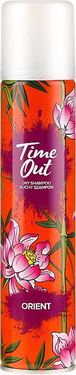 Suchy szampon do włosów Orientalny - Time Out Orient