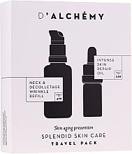 Kup Zestaw - D'Alchemy Travel Pack (f/oil 5 ml + fluid 20 ml)