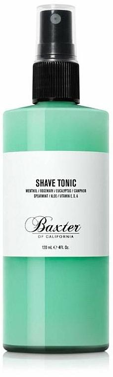 Balsam po goleniu - Baxter of California of California Shave Tonic — фото N1