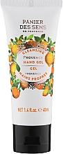 Kup Żel do dezynfekcji rąk Cytrusy - Panier des Sens Provence Cleansing Hand Gel