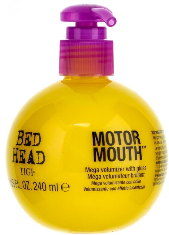 Mleczko zwiększające objętość włosów - Tigi Motor Mouth