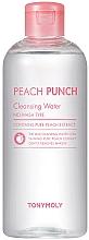 Kup Płyn do demakijażu - Tony Moly Peach Punch Cleansing Water