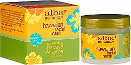 Kup Maska do twarzy Papaja - Alba Botanica Natural Hawaiian Facial Scrub Pore Purifying Pineapple Enzyme