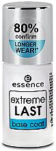Kup Baza pod lakier do paznokci - Essence Extreme Last Base Coat