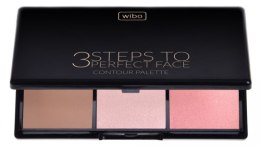 Kup Paleta do konturowania twarzy - Wibo 3 Steps To Perfect Face Contour Palette
