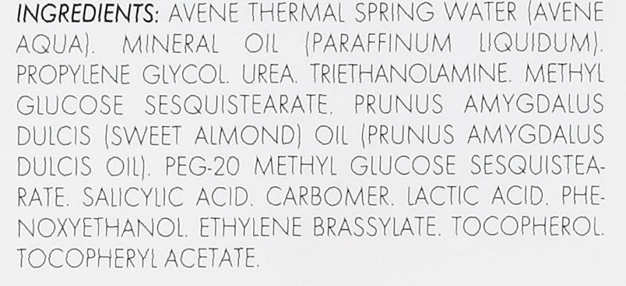 Nawilżający krem do bardzo suchej skóry - Avene Eau Thermale Akerat 10 Body Cream — фото N4