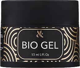 Kup Przezroczysty biożel do paznokci - F.o.x Bio Gel 3 in 1 Base Top Builder