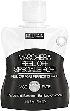 Kup Maska likwidująca zatkane pory - Pupa Shachet Mask Peel-Off Pore Perfecting Mask