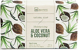 Kup Mydło w kostce - IDC Institute Moisturizing Hand Natural Soap Aloe Vera & Coconut