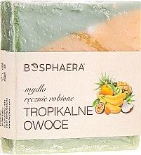 Kup Mydło w kostce ręcznie robione Tropikalne owoce - Bosphaera