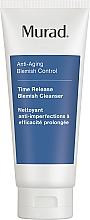 Kup Kremowy żel oczyszczający do twarzy zmniejszający przebarwienia - Murad Anti-Aging Blemish Control Time Release Blemish Cleanser