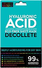 Kup PRZECENA! Ekspresowa maska do dekoltu - Beauty Face IST Extremely Moisturizing Decolette Mask Hyaluronic Acid *