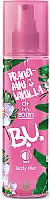 Kup Zapachowa mgiełka do ciała - B.U. Frangipani & Vanilla Body Mist