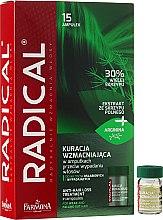 Kup Kuracja wzmacniająca w ampułkach przeciw wypadaniu włosów - Farmona Radical
