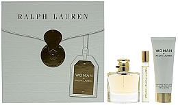 Kup Ralph Lauren Woman By Ralph Lauren - Zestaw (edp 50 ml + edp 10 ml + b/lot 75 ml)