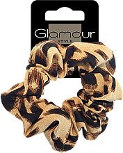 Kup Gumka-scrunchie do włosów, 417670, brązowa - Glamour