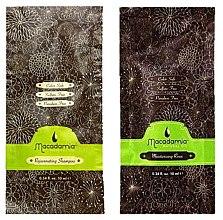 Kup Zestaw - Macadamia Natural Oil (sh/10ml + cond/10ml)