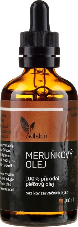 Olej morelowy - Allskin Purity From Nature Body Oil — фото N1