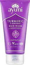Kup Oczyszczający żel do mycia twarzy - Ayumi Turmeric & Bergamot Face Wash