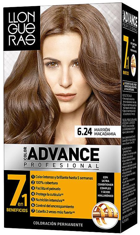PRZECENA! Farba do włosów - Llongueras Color Advance Hair Colour * — фото N1